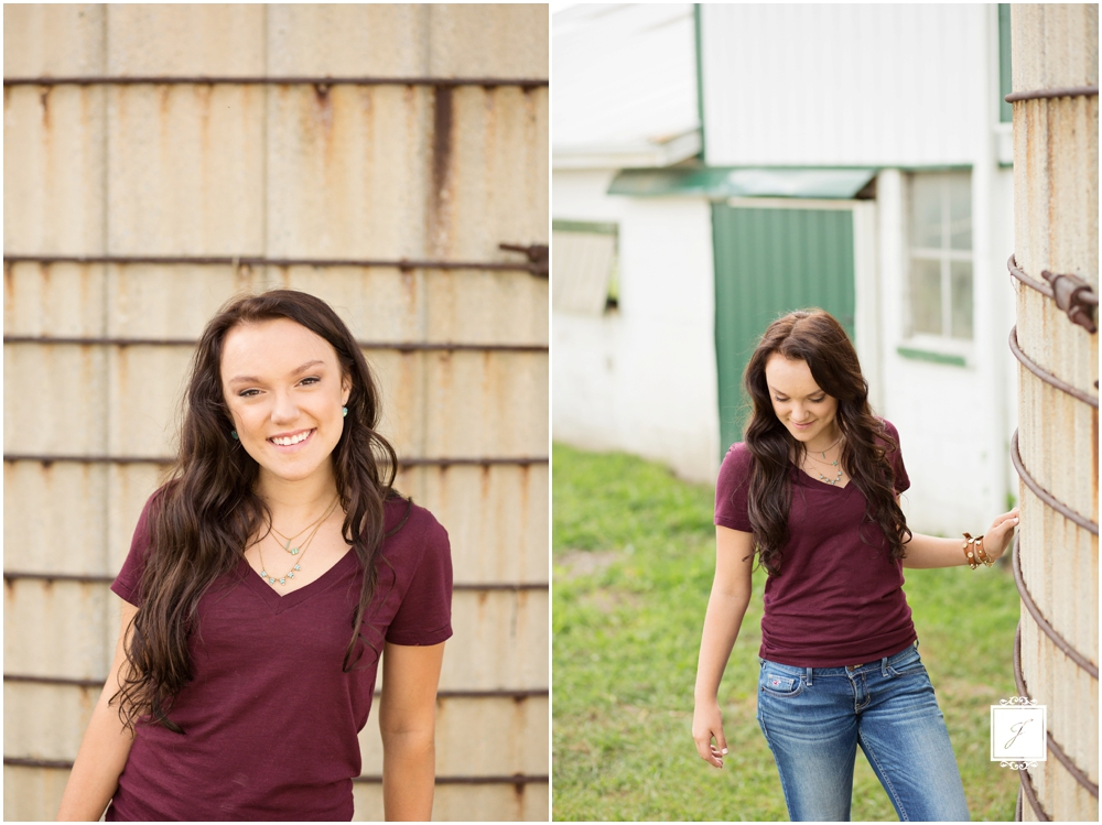 Pittsburgh and Greensburg Senior Portrait Photography by Jackson Signature Photography
