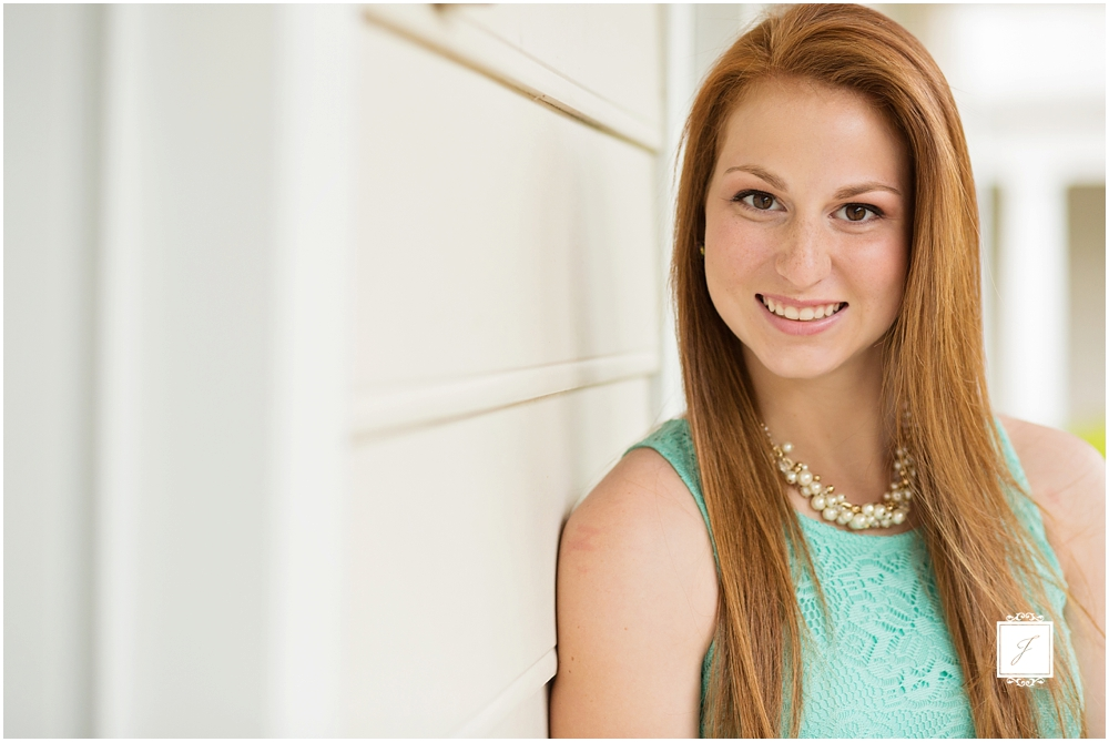 Bedford Springs Senior Portraits by Jackson Signature Photography