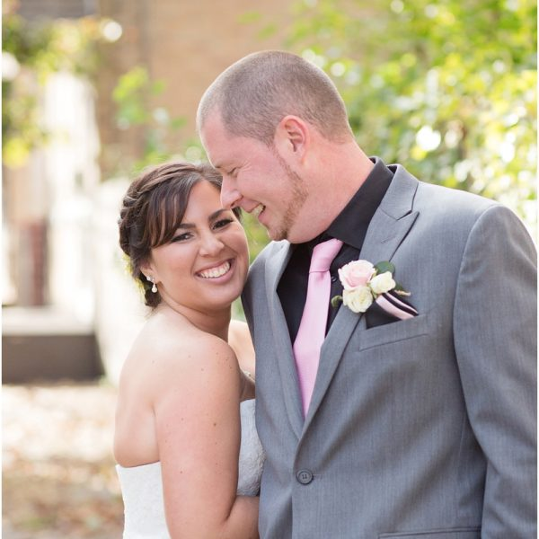 Danielle & Rob  |  Morning Glory Inn Wedding