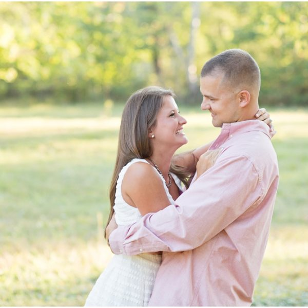 Sarah & Mike | Linn Run State Park Engagement Session | Jackson Signature Photography