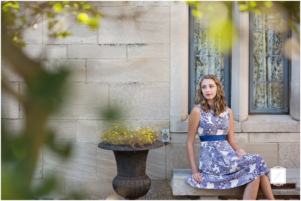 Taylor Swift Inspired Senior Portrait Session at Hardtwood Acres in Pittsburgh by Jackson Signature Photography