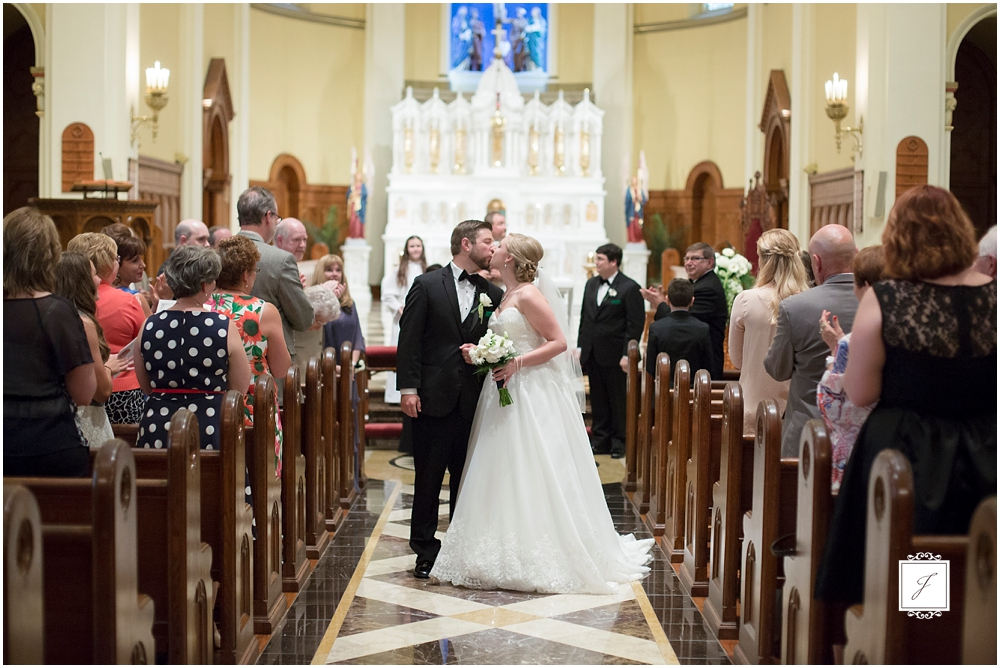 Mount Saint Mary's University Chapel Wedding Favorite Wedding Venue by Jackson Signature Photography Pennsylvania and Destination Wedding Photographer