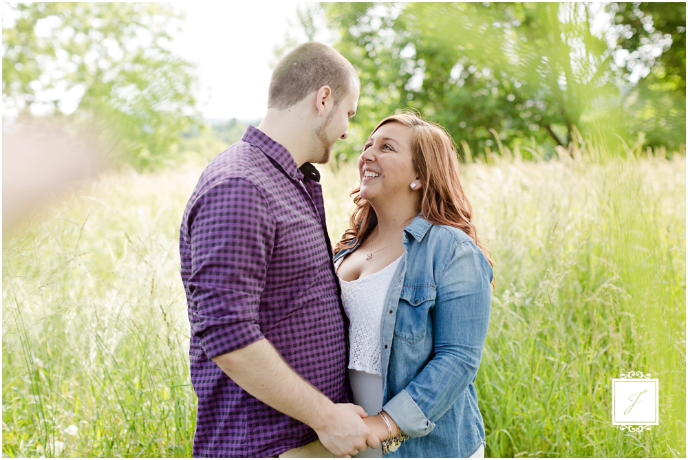 Carissa and Jordan Latrobe Engagment Session by Jackson Signature Photography