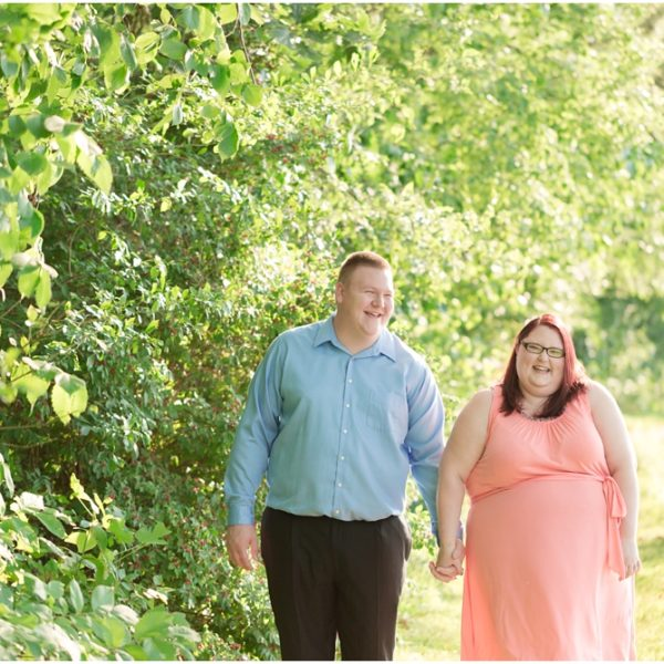 Ashley & Franklin | Latrobe Engagement Session