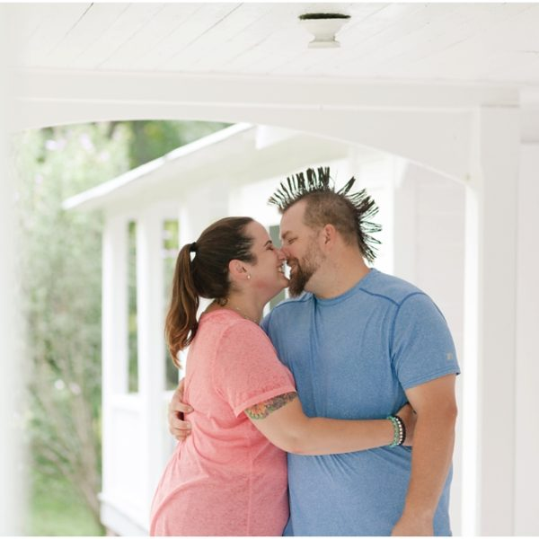 Christina & Greg | New Jersey Engagement Session