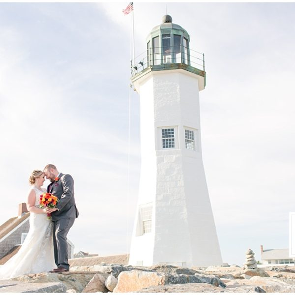 Shannon & Will | Scituate Massachusetts Wedding | Massachusetts Wedding Photographer