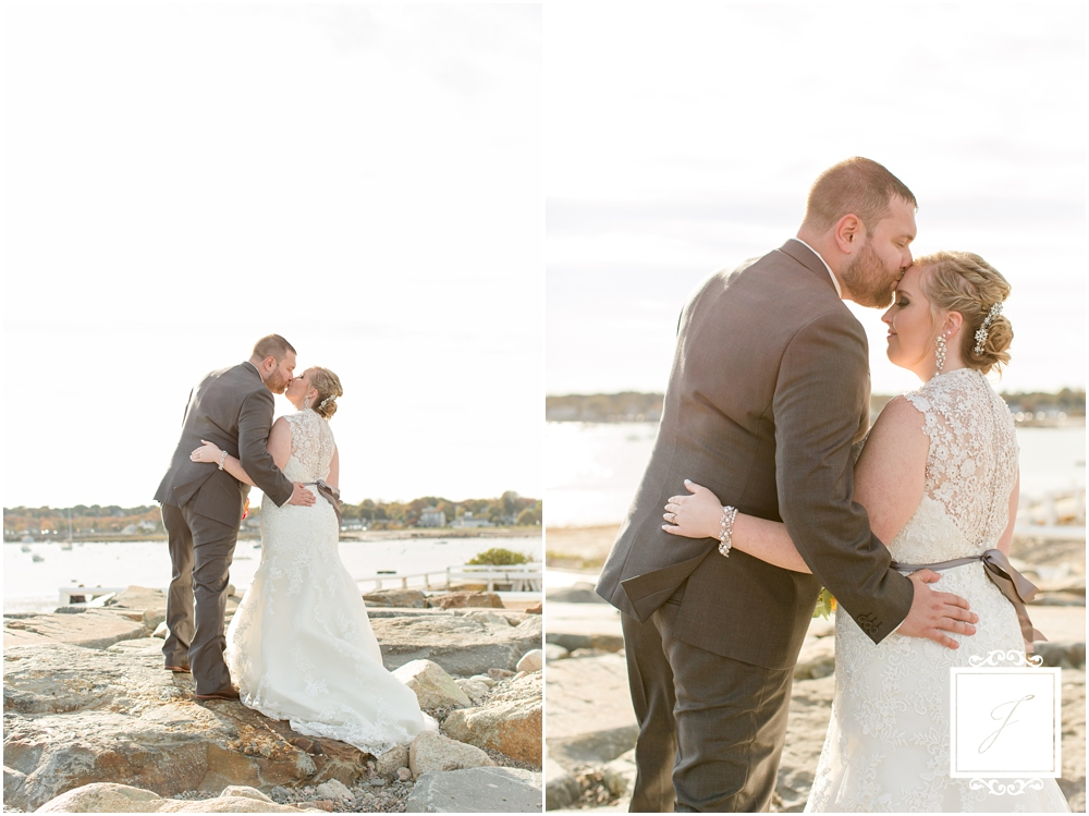 Shannon and Will Scituate Massachusetts Wedding Photos by Jackson Signature Photography