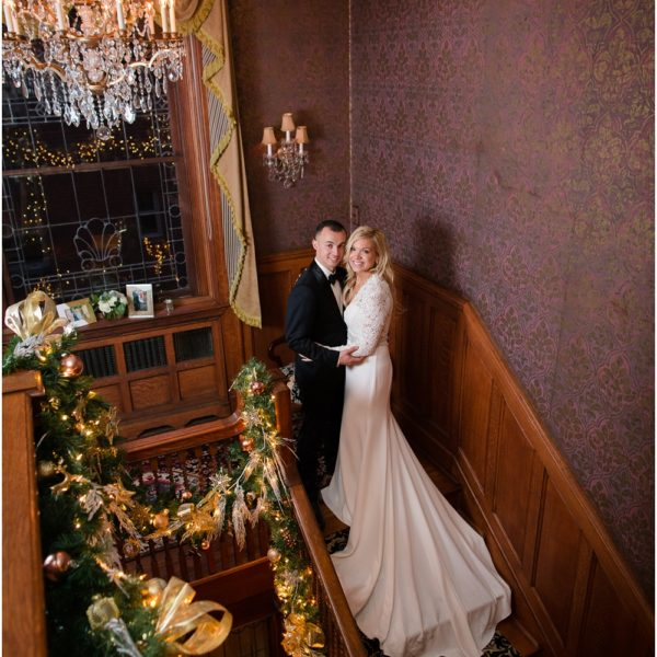 Kelly & Anthony | New Years Eve Wedding | Pittsburgh Wedding Photographer