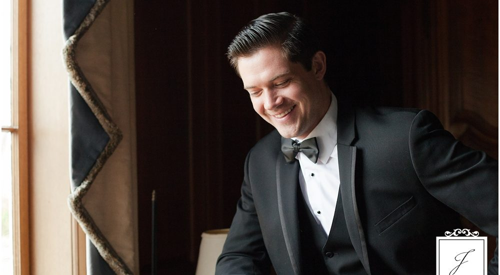 Well Groomed Groom Tux vs Suit Wedding Tips by Jackson Signature ...