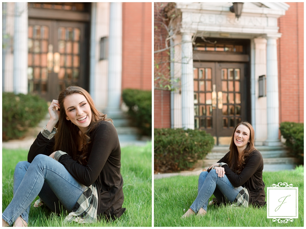 LeighTaylor's Shadyside Pittsburgh Senior Portraits by Jackson Signature Photographer a Pittsburgh Photographer