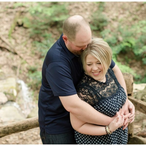 Kristen & Craig | Laurel Highlands Engagement Session | Ligonier Wedding Photographer