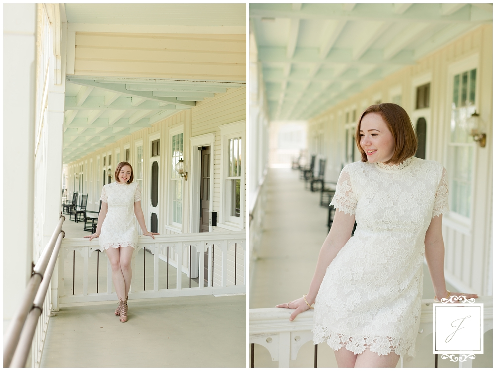 Madison's Bedford Springs Senior Portrait Session by Jackson Signature Photography a Bedford Senior Photographer