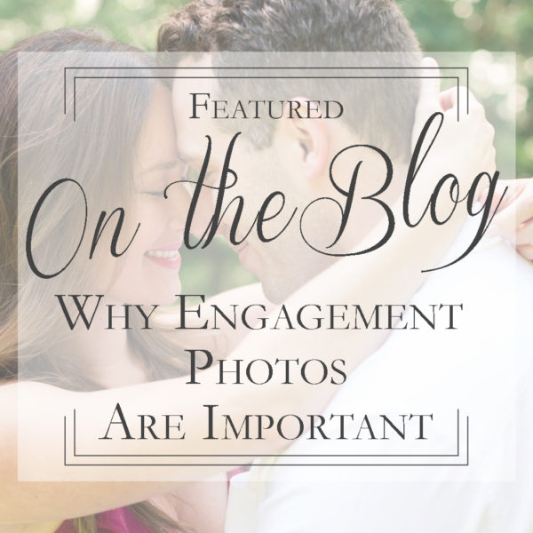 Why Engagement Photos Are Important | Wedding Tips | Pittsburgh Wedding Photographer