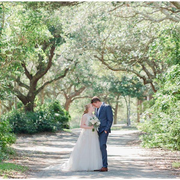 Nick & Miranda's The Inn on Pamlico Sound | Cape Hatteras Wedding Photographer