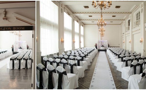 Favorite Ceremony Venue | George Washington Inn PA Wedding