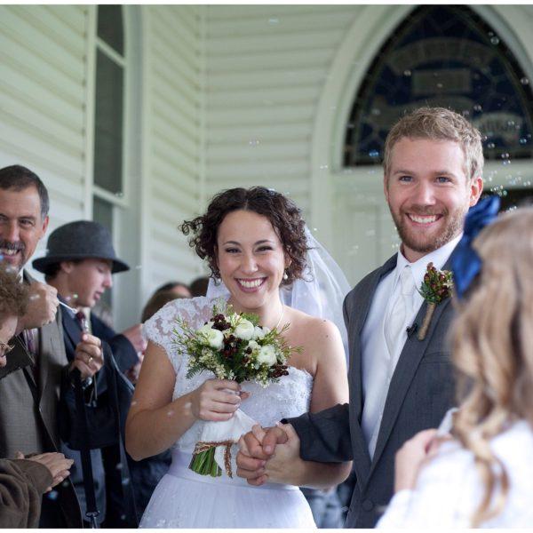 A Peak Into Our Wedding | Wedding Wednesday