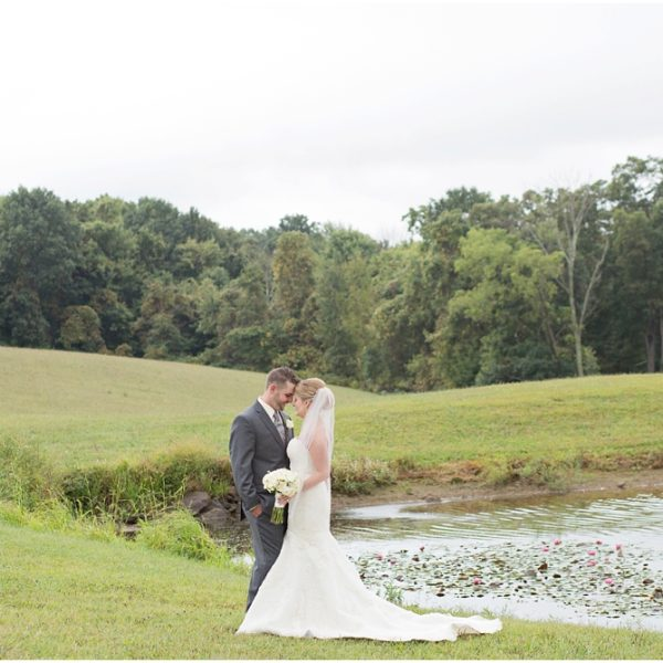 Amanda & Mike  | White Barn Wedding Prospect Pennsylvania