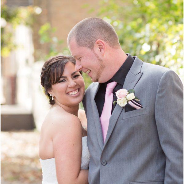 Danielle & Rob  |  Morning Glory Inn Wedding