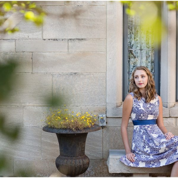 Abbey | Taylor Swift Inspired Senior Session