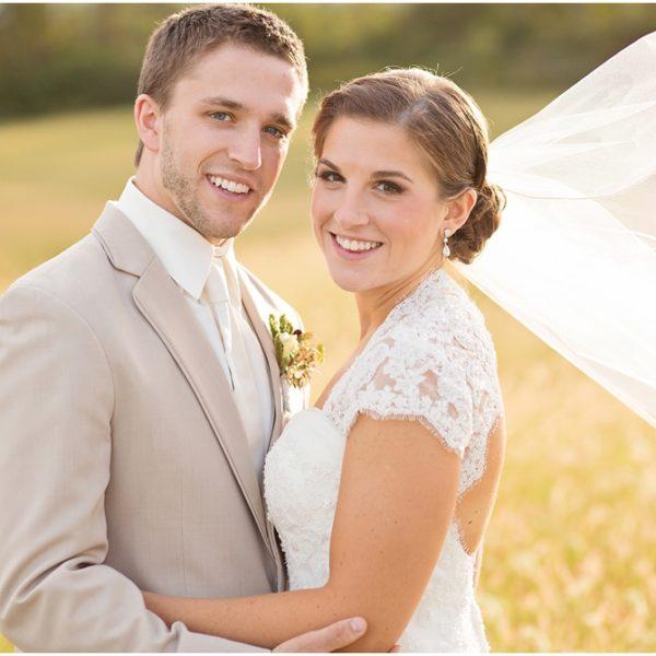 Favorite Portrait Location | Wedding at Rizzos