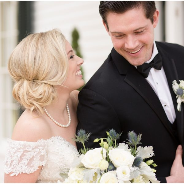 Southern Styled Wedding | Rose Hill Plantation Raleigh Wedding Photography
