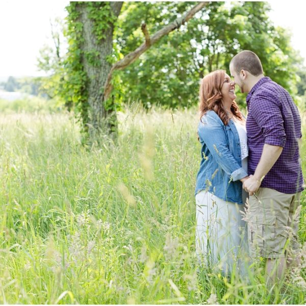 Carissa & Jordan | Latrobe Engagement Session