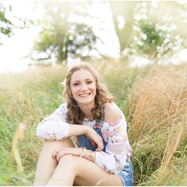 Julie's Class of 2017 Senior Portraits | Ligonier Photographer