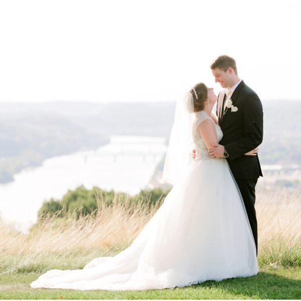 Julie & Chris |  Longue Vue Club Wedding | Pittsburgh Wedding Photographer