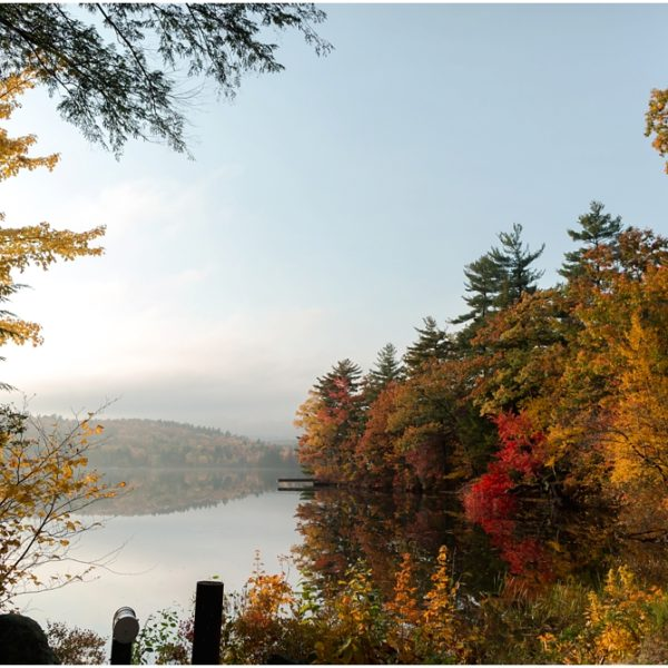 Fall Tour of New England