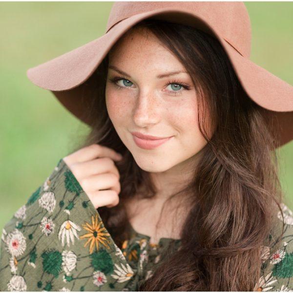 Keturah | Summer Ligonier Senior Portraits
