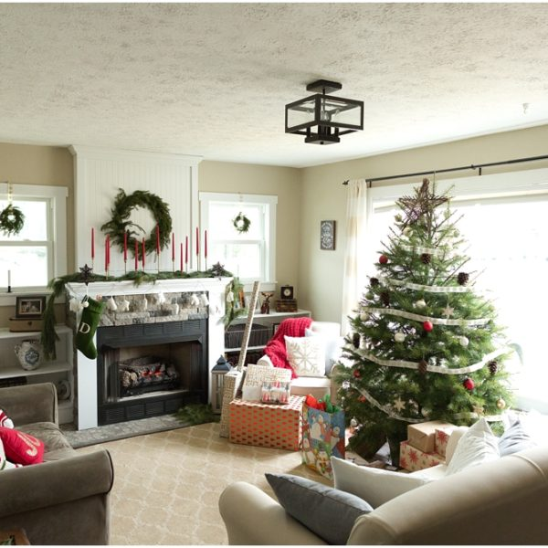 Jackson Christmas 2016 | Cottage Christmas Decor