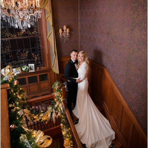 Kelly & Anthony | New Years Eve Wedding | Pittsburgh Wedding Photographer