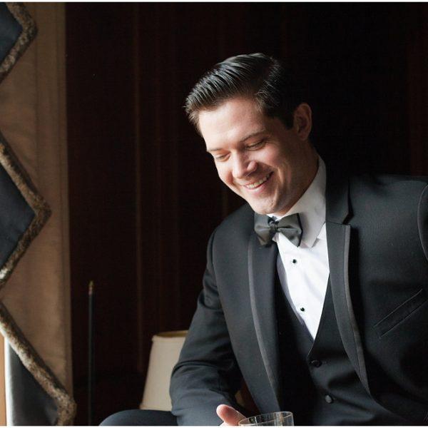 Well Groomed Groom Tux vs Suit | Greensburg Wedding Photographer | Wedding Tips