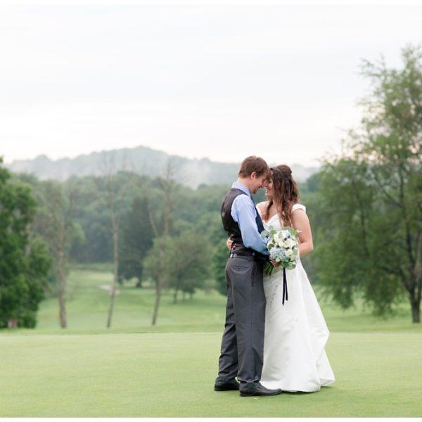 Jen & Gary   Mannitto Golf Club Wedding   Pennsylvania Photographer