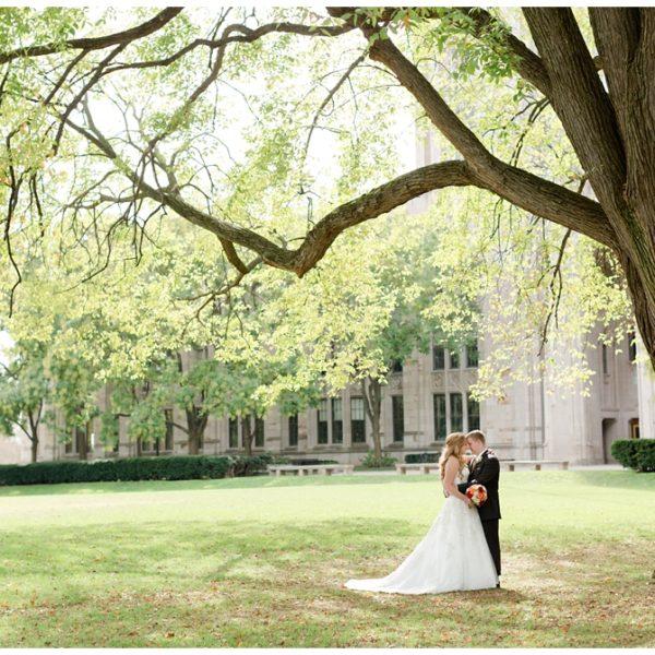 Erin & Jeff's Fall Heinz Chapel and Pittsburgh University Club Wedding | Pittsburgh Wedding Photographer