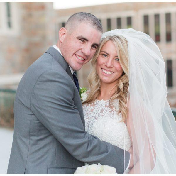 Jen & John's Winter Pittsburgh Mount Washington Wedding | Pittsburgh Wedding Photographer