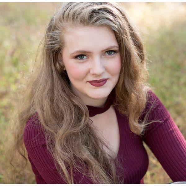 Sarah's Early Fall Senior Portrait Session | Greensburg Senior Portrait Photographer