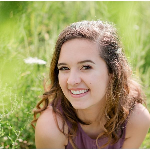 Paige's Urband Downtown Greensburg & Mammoth Park Senior Portrait Session