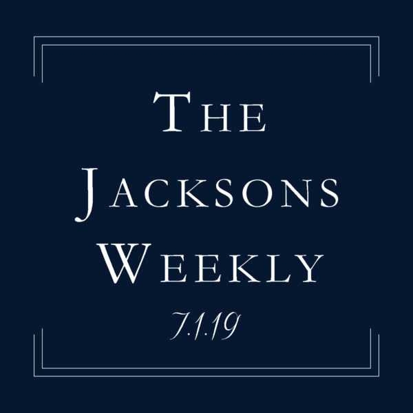The Jacksons Weekly
