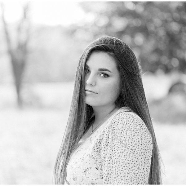 Hempfield High School Grad Kaia's Latrobe Senior Portrait Session